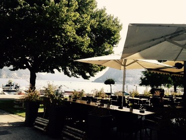 A Lugano and a Berlucchi