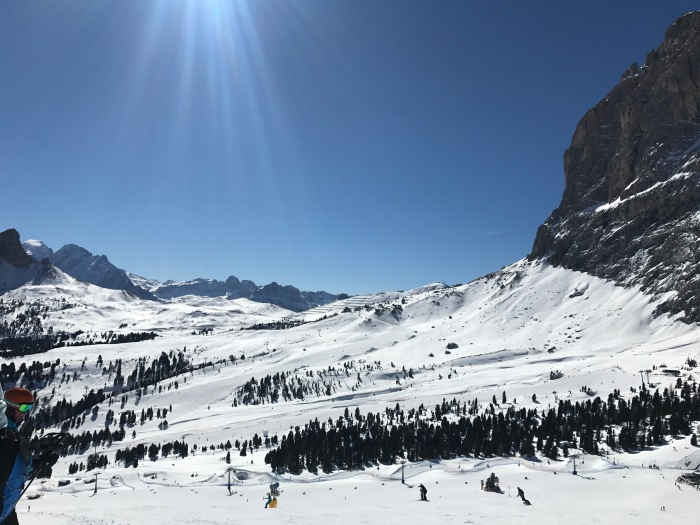 Skiing!!! Val diGardena