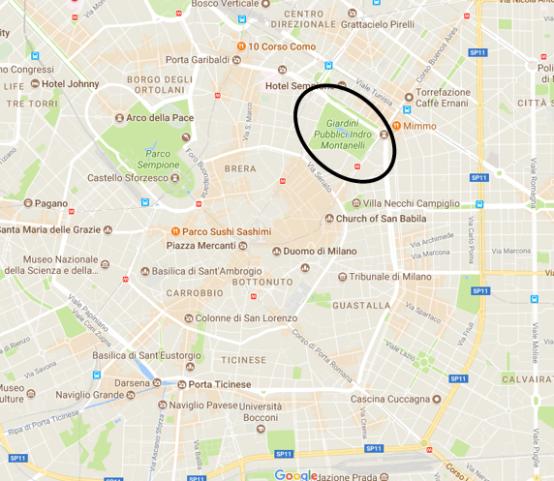 map gp