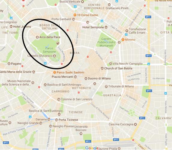 Milan Running SHOECARRIE